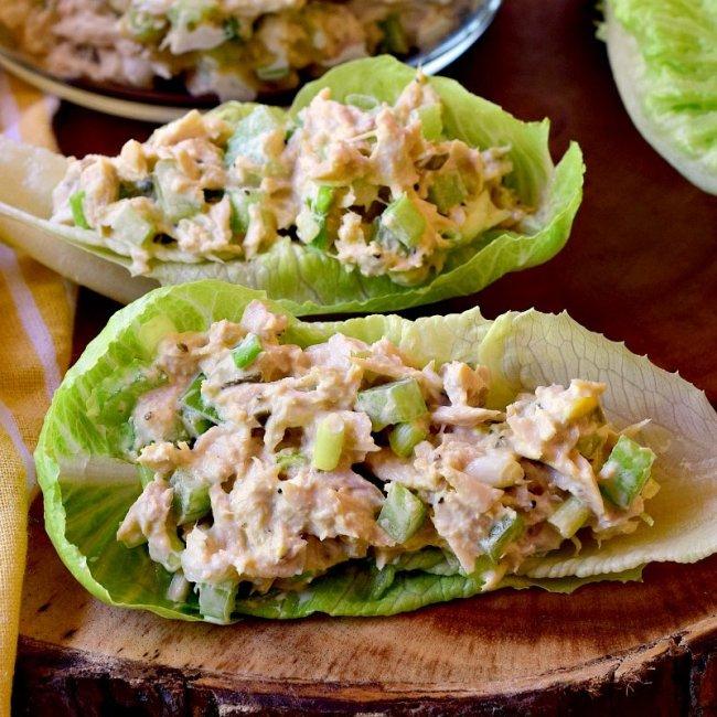 The Best Tuna Salad Ever ...